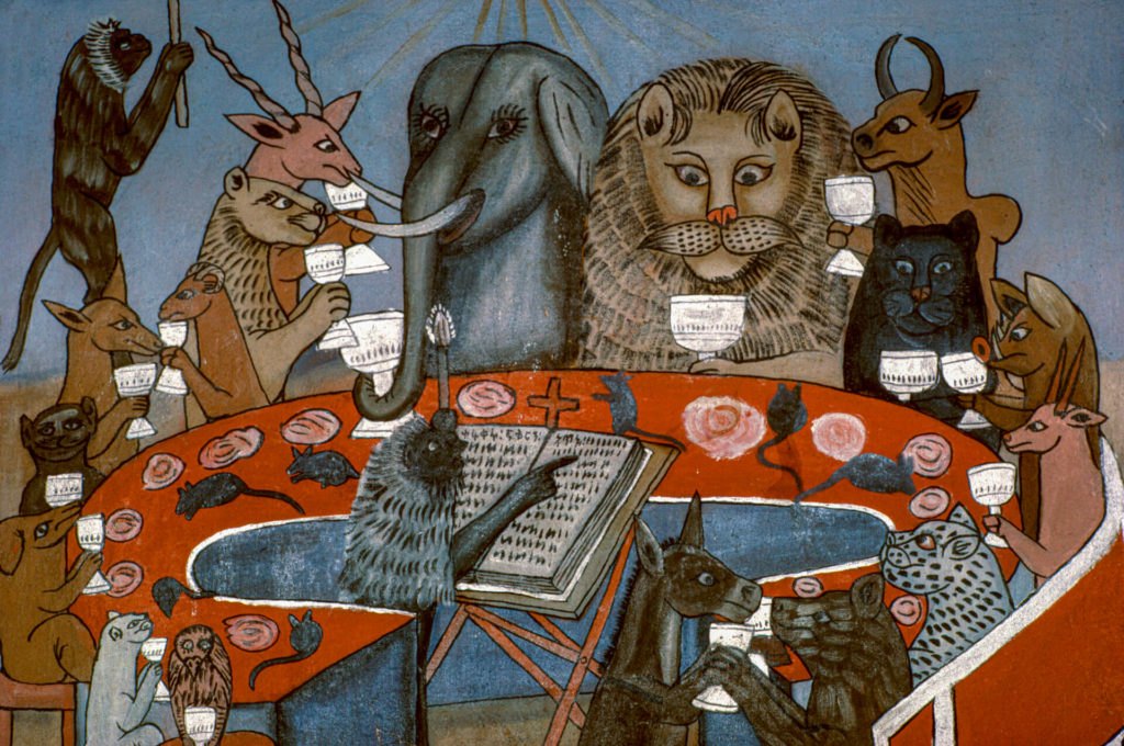 The Animal Banquet