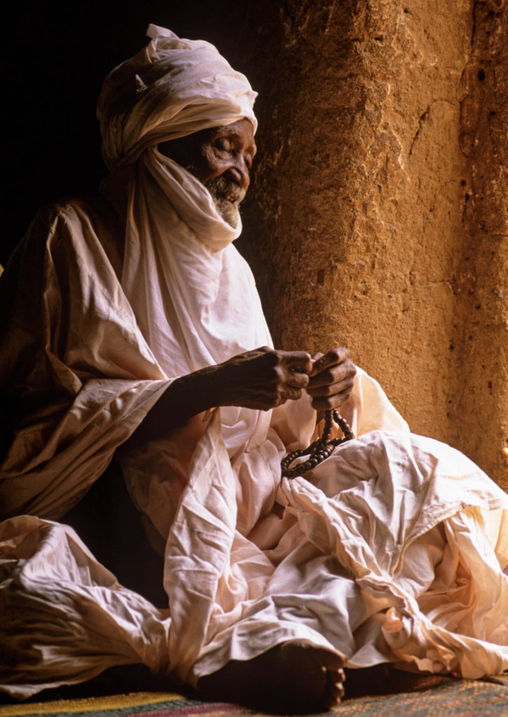 The Holiest Man in Agadez