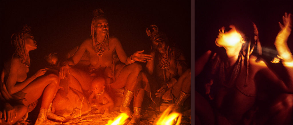 Power of the Ancestral Fire